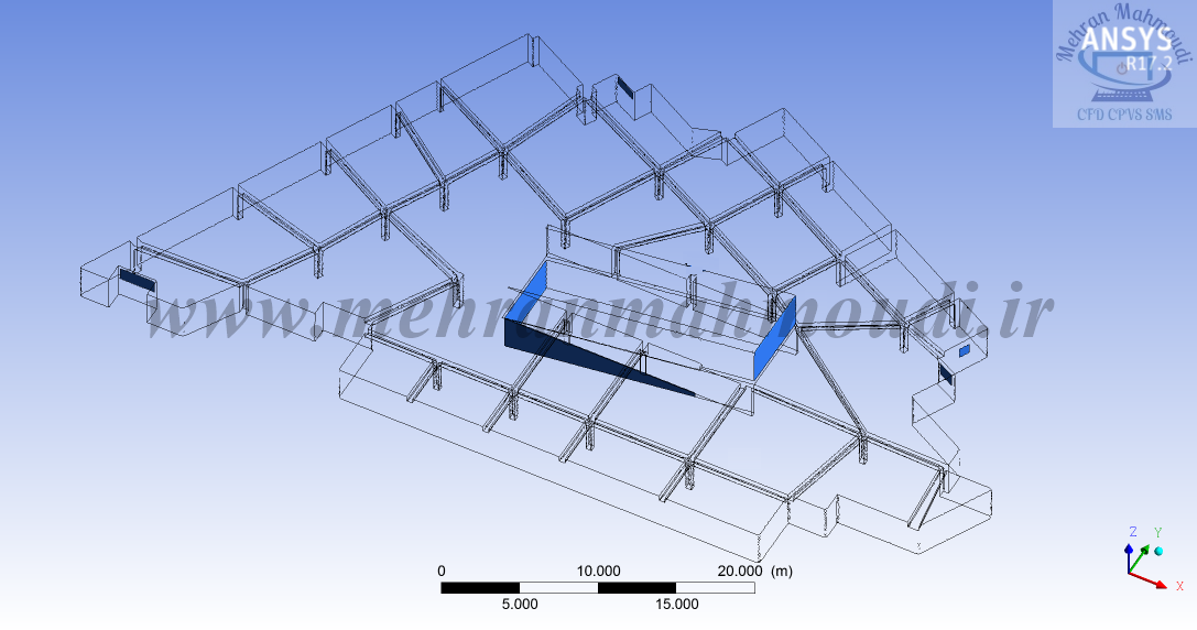 CFD Simulation of CPVS and SMS